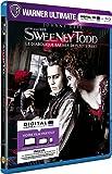 Sweeney Todd, le diabolique barbier de Fleet Street [Warner Ultimate (Blu-ray)]
