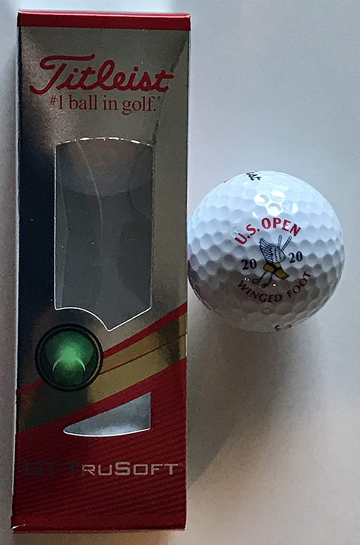 New Golf Equipment 2020 Amazon.com: 2020 U.S. Open golf ball sleeve of 3 titleist balls