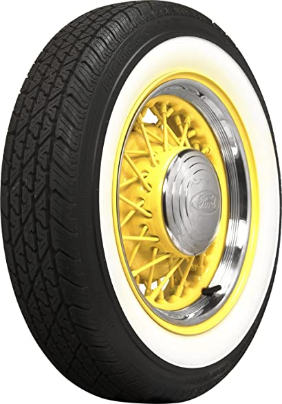 coker tire bfg whitewall radial 165r15