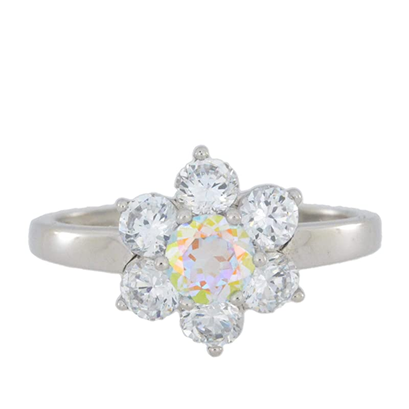 3 Ct Natural Ecstasy Mystic Topaz /& Diamond Oval Design Ring 14Kt Yellow Gold Rose Gold Silver