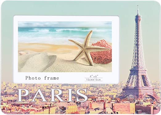 """PARIS INSPIRED* 4/"""" x 4/"""" x 8/"""" EIFFEL TOWER Tabletop Decor GOLD MIRROR COLOR New!"""