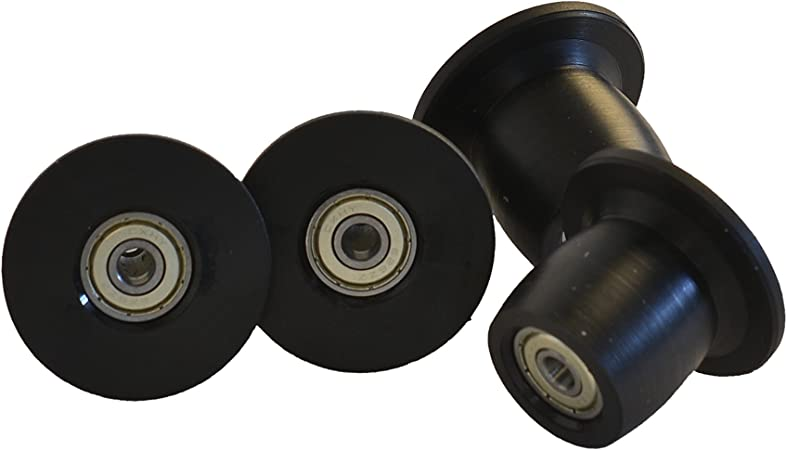 Brand New Design /& Never Used Set of 4 Total Gym Replacement Wheels//Rollers