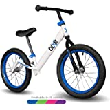 """Bixe 16"""" Pro Balance Bike for for Big Kids 5, 6, 7, 8 and 9 Years Old"""