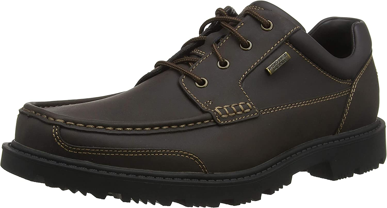 Rockport Redemption Road Moc Toe, Mocasines para Hombre