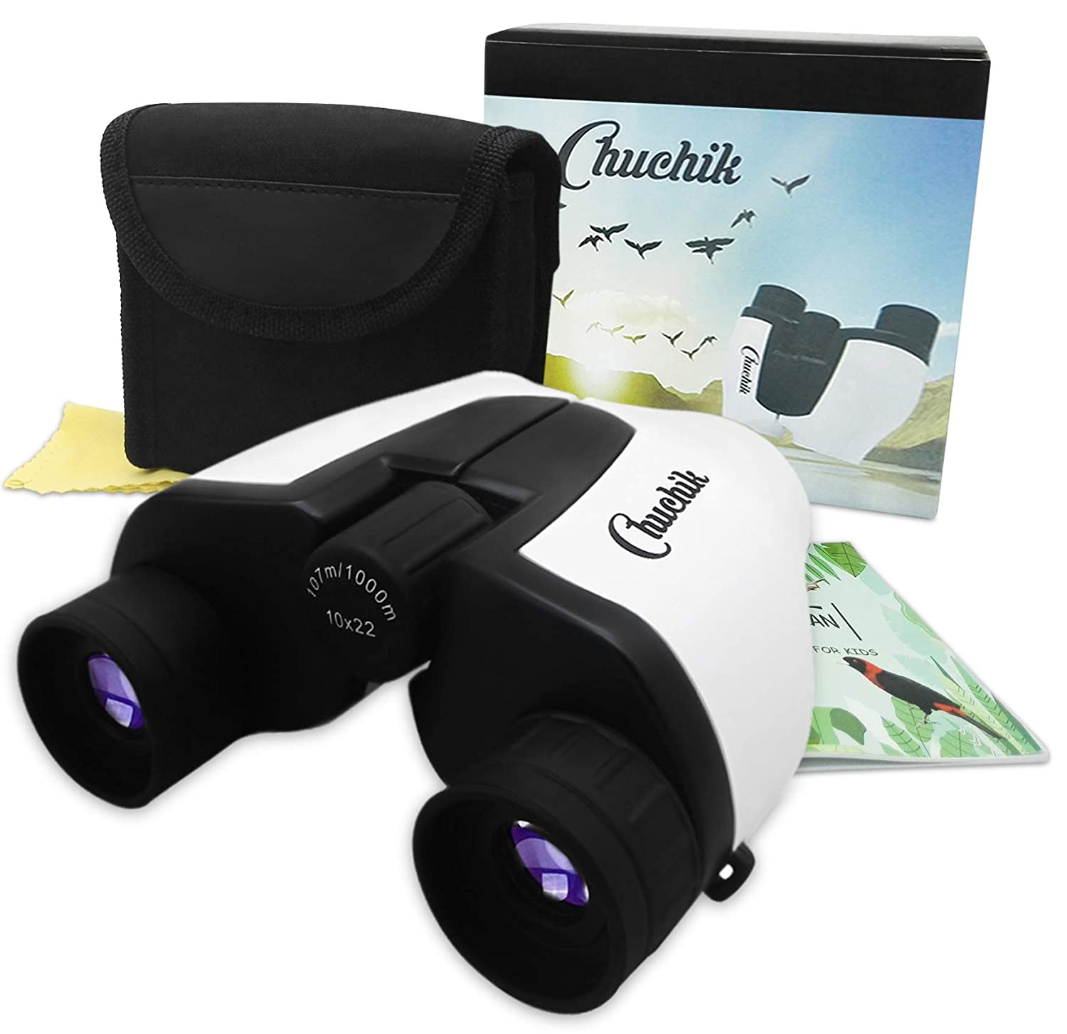 Chuchik Toys Best Binoculars for Kids