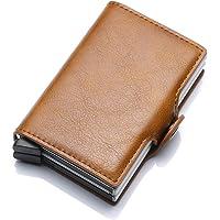Tarjeteros para Tarjetas de Credito,Fundas para Tarjetas de crédito para Hombre,Mujer Hombre Paquete de Tarjeta…