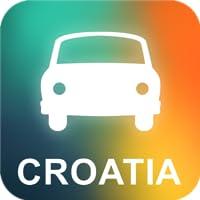 Croácia Navegação GPS
