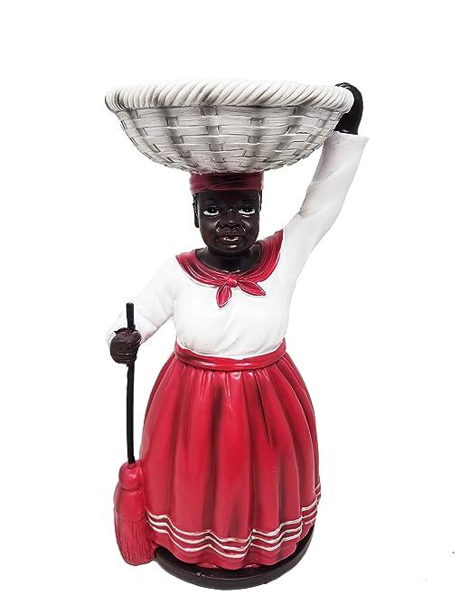 WIN 12 Inch Madame Statue La Negra Tomasa Statue Santeria Madam Madama Cuba Yoruba