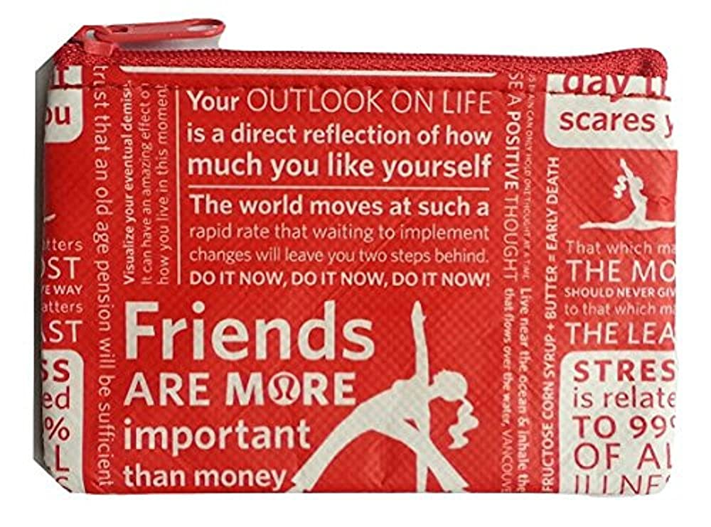 cd7bbd7728 NEW Lululemon Zipper Pouch for Credit Cards ID Lipsticks keys Foundation  Money Coin Purse 3