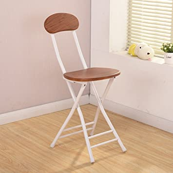 Chaise pliante salle à manger chaise chaise métal portable moderne ...