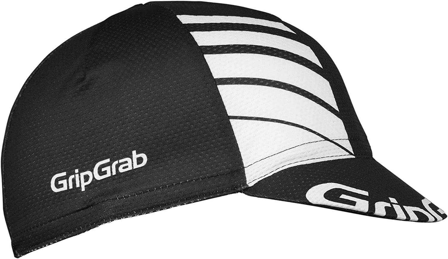2x NFTO Black Lightweight Cycling Cap Summer Weight Cycling Hat TWO CAPS