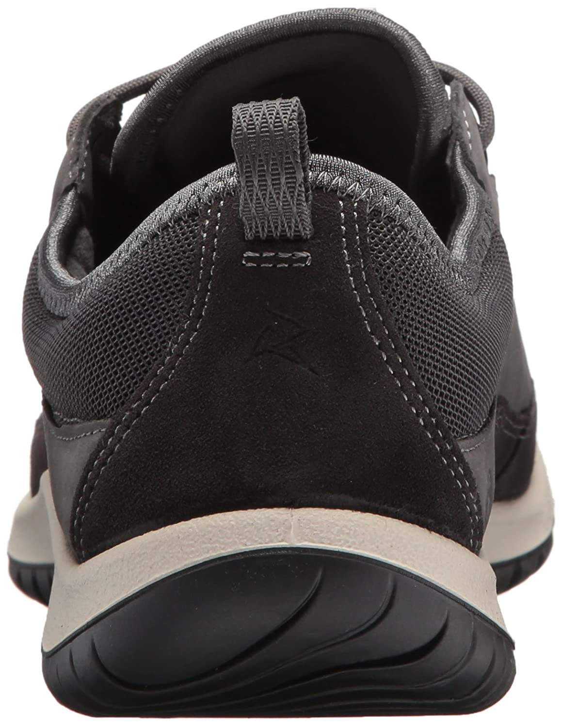 ECCO Women's Aspina Low Hiking Shoe B071VBRRWK 39 EU/8-8.5 M US|Moonless/Dark Shadow