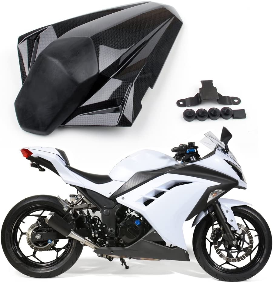 Areyourshop Black ABS Rear Tail Solo Seat Cover Cowl Fairing For 2013-2015 KTM 690 DUKE