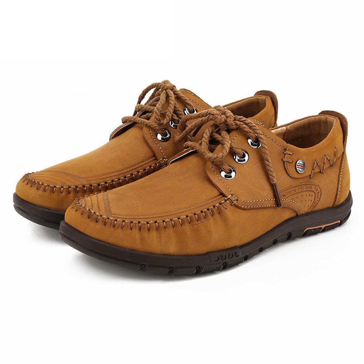 OEMPD Breathable Beiläufige Schuhe der Neuen Männer Männer Männer Wedding Schuhe Klassische Echte Leder-Schuhe der Oxford-Männer  a637cb