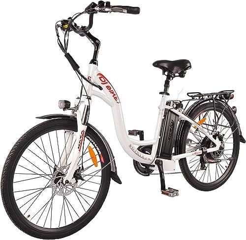 DJ City Bike 750W 48V 13Ah Step-Thru Power Electric Bicycle