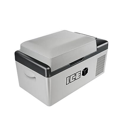 Amazon.es: IceCube 20 litros portátil Auto Frigorífico Congelador ...