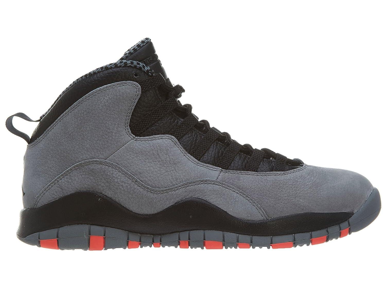Cool Grey Infrared Black Nike - Air Jordan 10 Retro