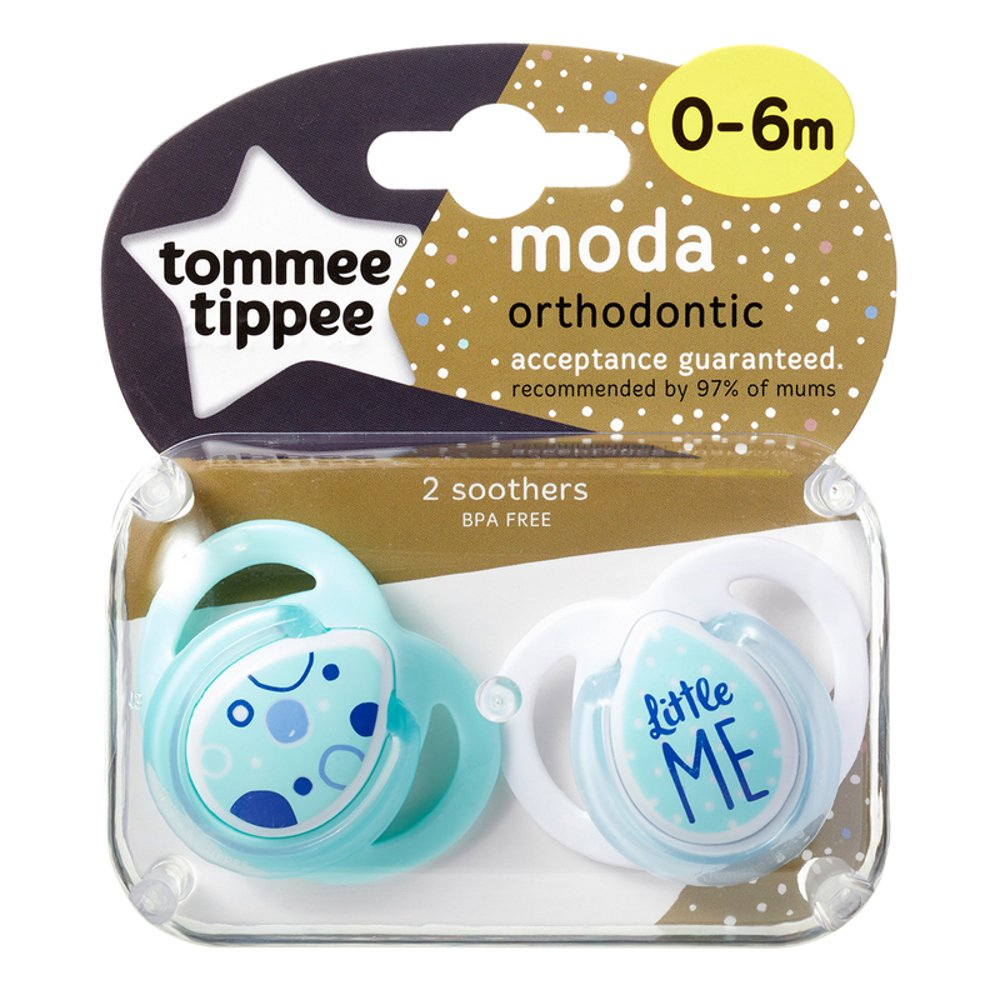 Tommee Tippee Chupete Bebé Ficticio CHUPETE TETINA 0-6m meses / 6 ...