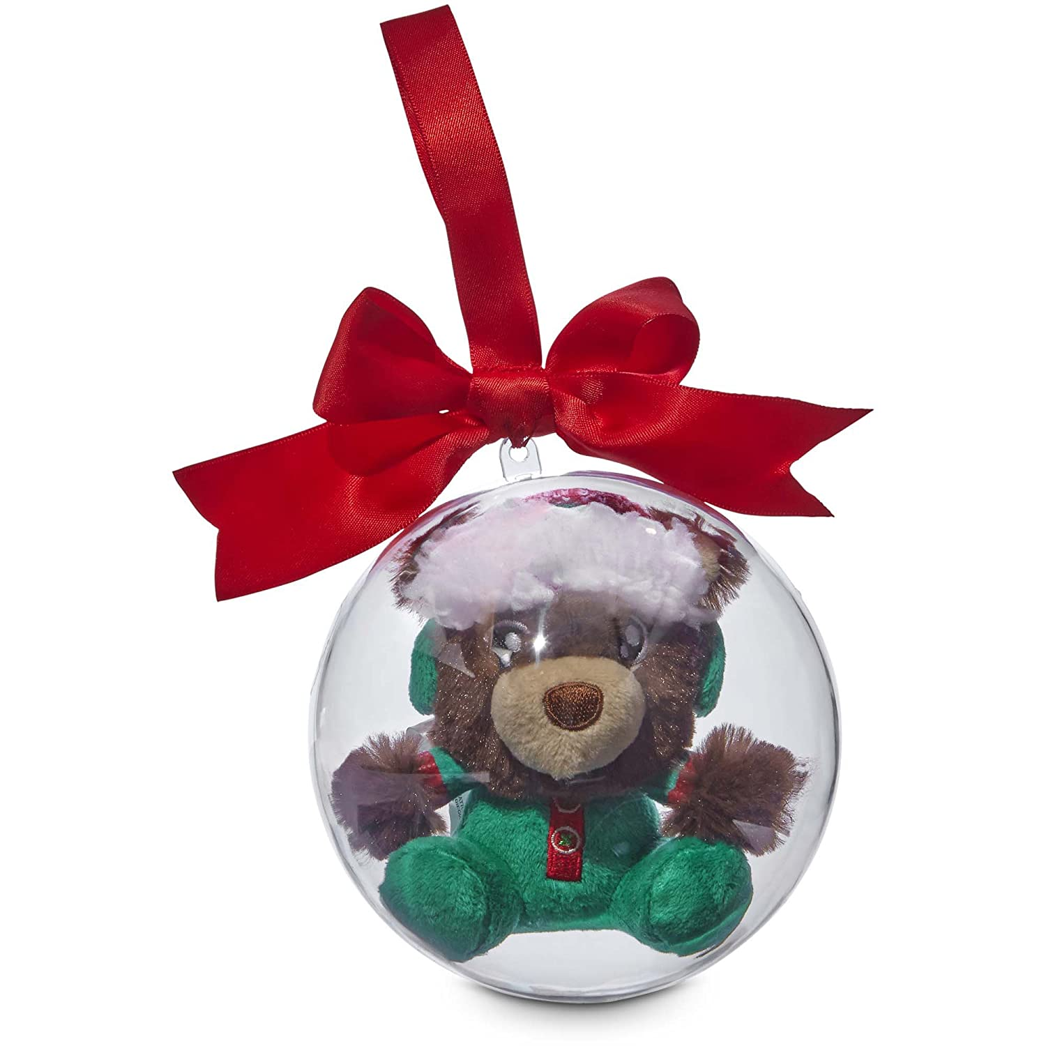 X-Small Time for Joy Assorted Pawliday Plush Ornament Dog Toy, 3.5 , X-Small