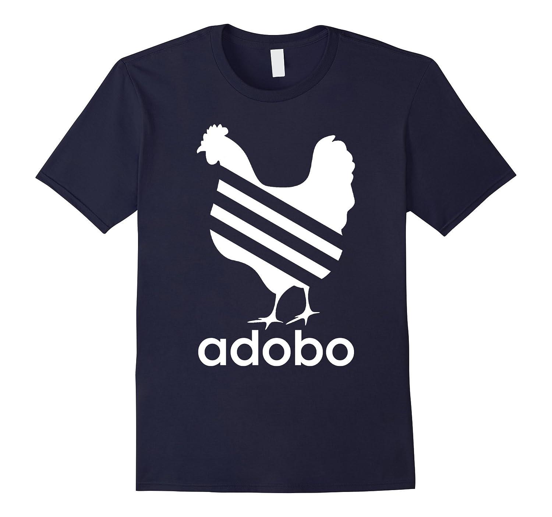 Chicken Adobo T Shirt Funny Filipino Pinoy Humor Philippines-BN