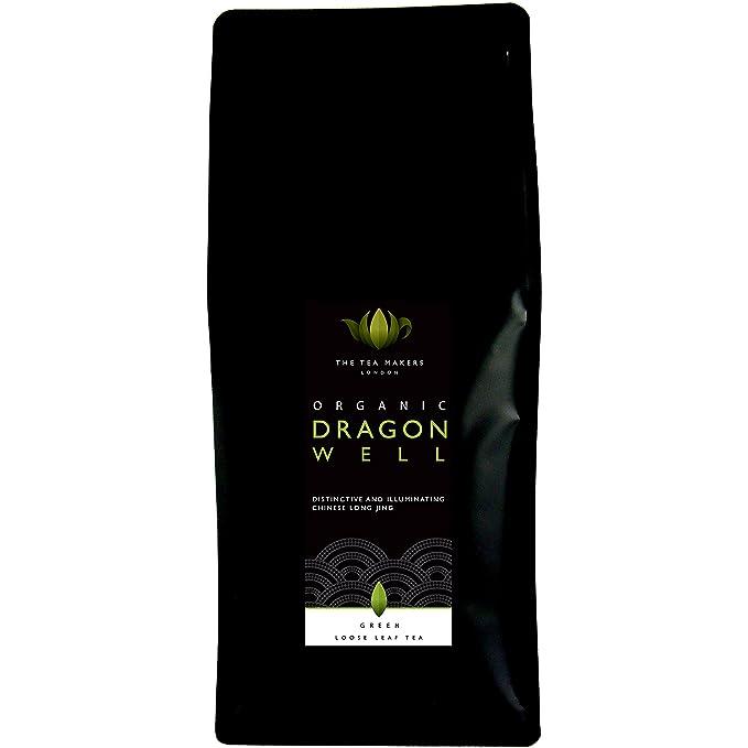 4 opinioni per Organic Dragon Well–Long Jing (lung Ching)–premuto foglia di tè verde