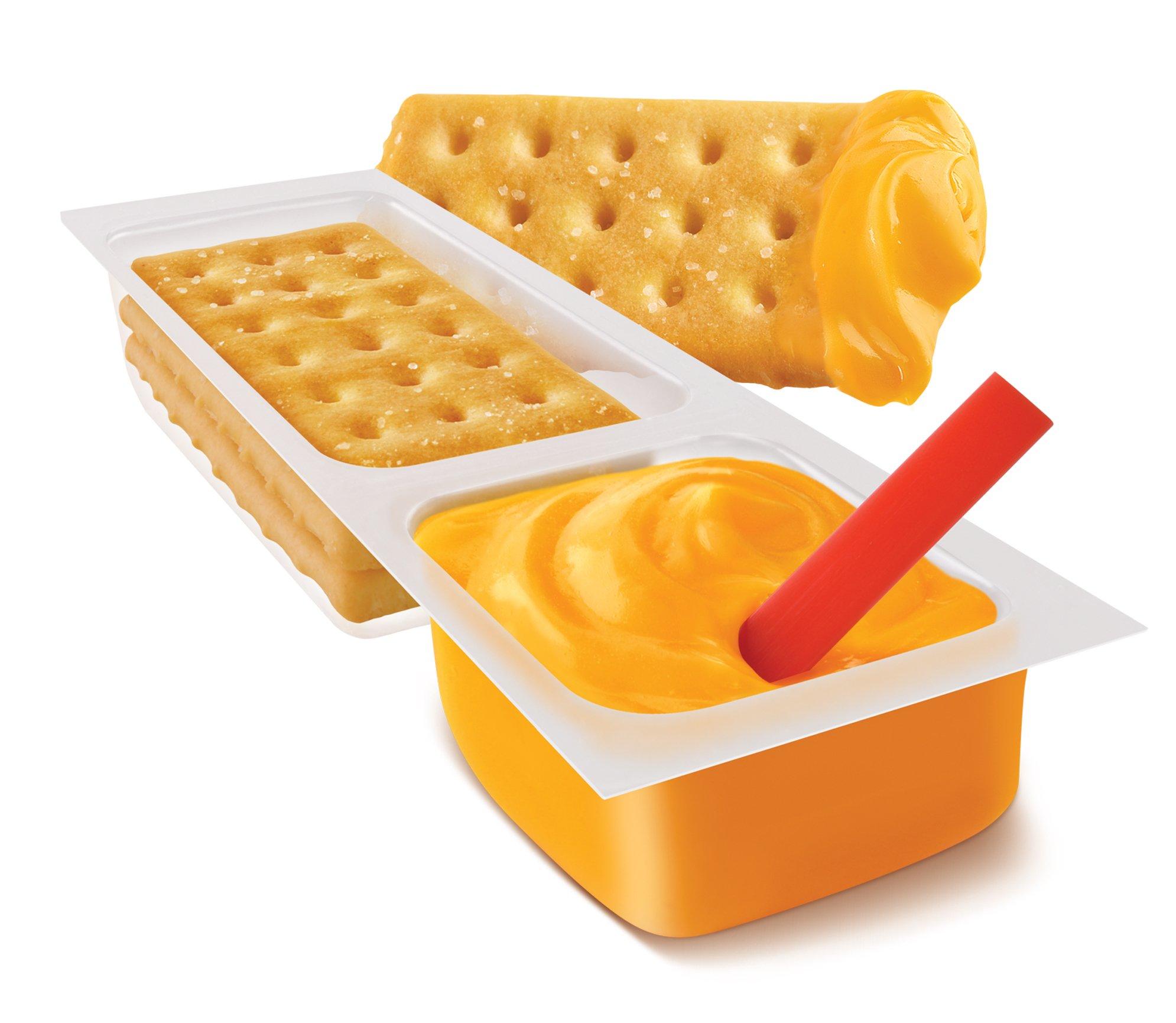 Handi Snacks Ritz Crackers 'n Cheese Dip, 5.7 Ounce (Pack of 12) by Ritz (Image #5)