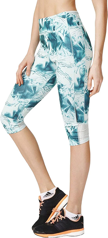 Grey adidas Performance Womens Ultimate TIG PR 3//4 Leggings