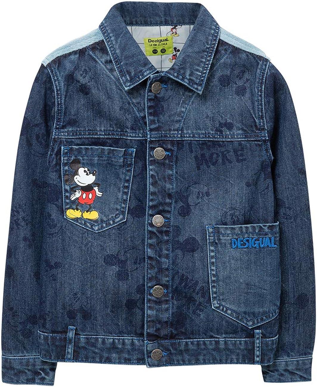 Desigual Girls Jacket Mickey