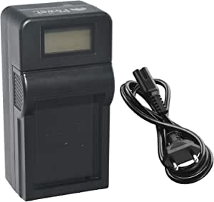 DMK Power FW50 LCD battery charger TC1000 compatible with SONY NEX-3N NEX-5T NEX-6 A3000 A5000 A6000 A7