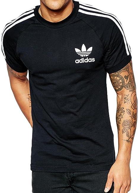 adidas California Short Sleeved T Shirt