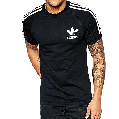 06e6340171c3 adidas Men s California T-Shirt - Black
