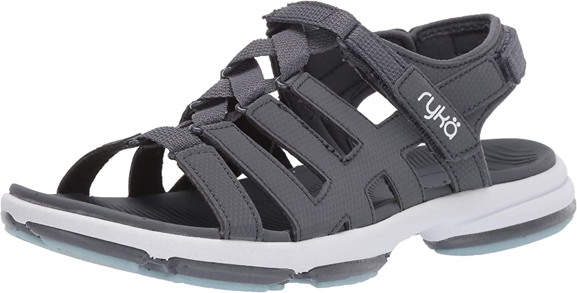 Ryka Women's Devoted Sandal, Denim