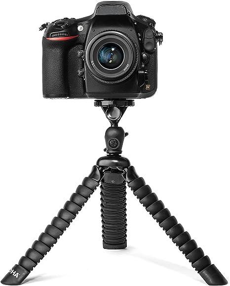 Flexible Trípode para cámaras DSLR y SLR (), réflex digitales sin ...