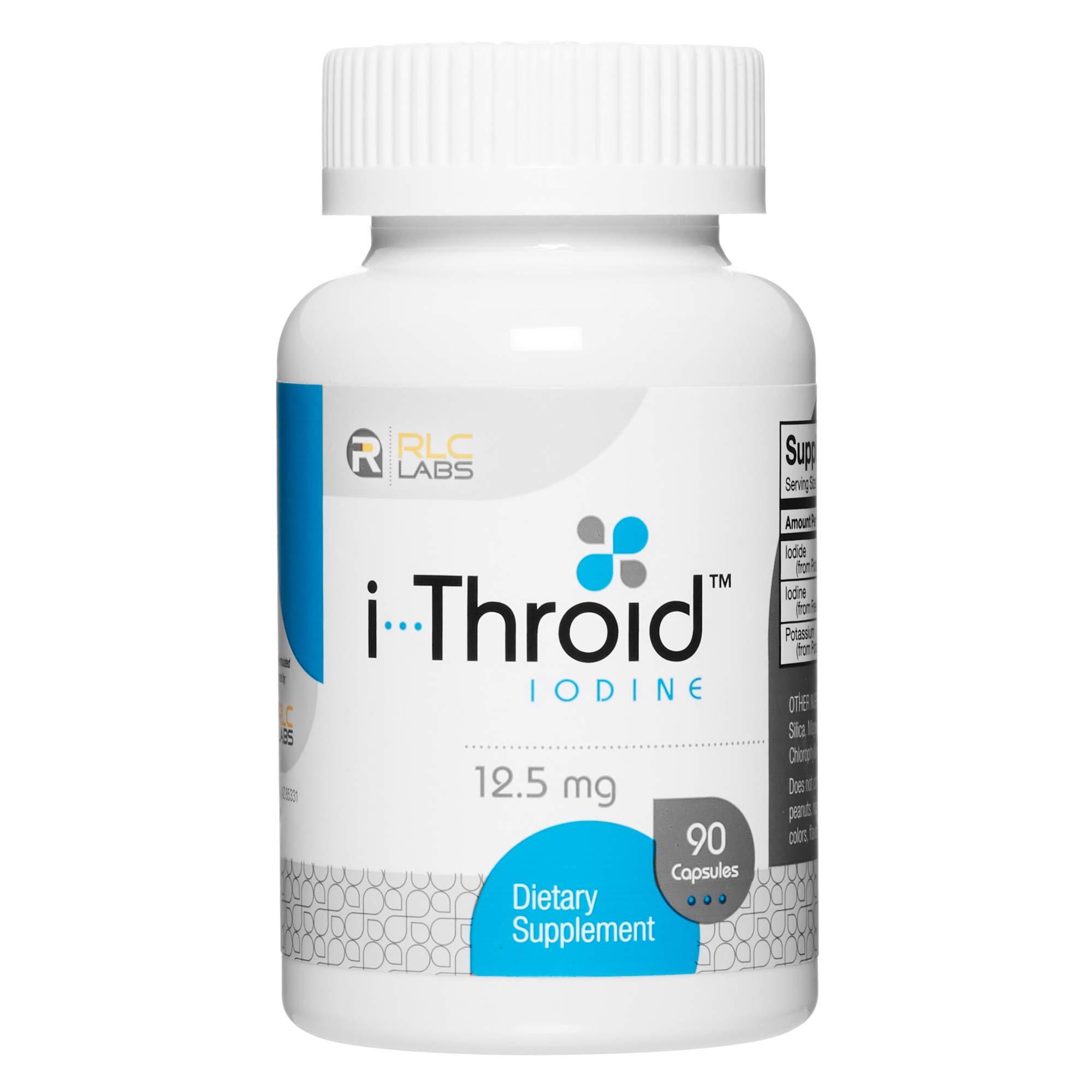 RLC, i-Throid 12.5 mg