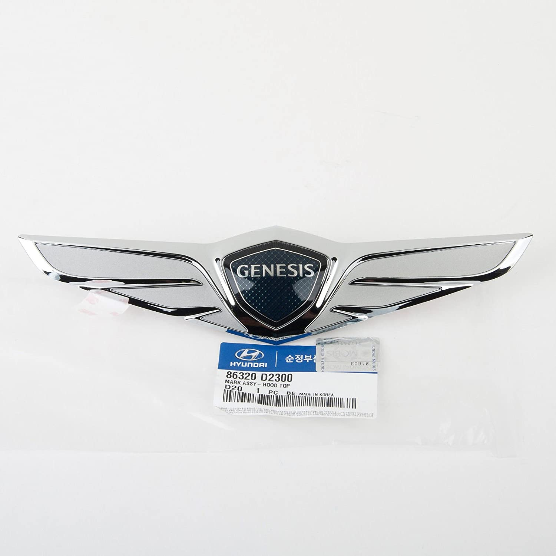Amazon 2017 Hyundai Genesis Sedan G90 Eq900 Oem Hood Wing