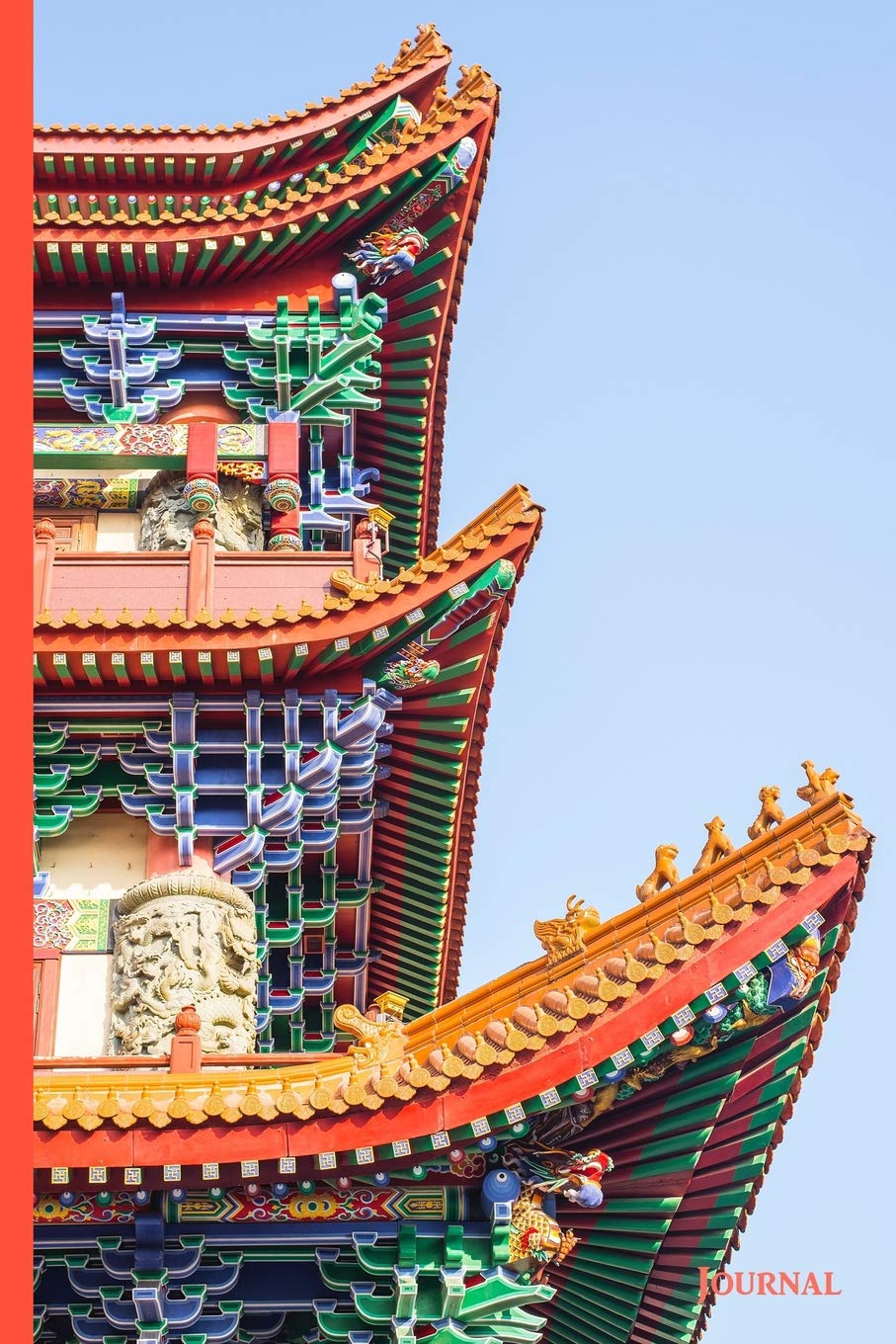 Amazon Com Pagoda Architecture Journal Ornate Buildings Architect Builder Design Chinese Asian Style 6 X 9 Notebook Diary Doodle Write Notes Sketch Pad Blank Book Building By Design Volume 20 9781726191388 All About Me Books