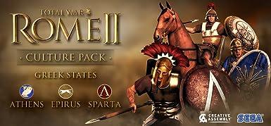 Total War: Rome II: Greek States Culture Pack [PC Code - Steam]