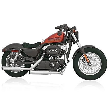 Buy harley davidson 2014 sportster forty eight motorcycle ornament harley davidson 2014 sportster forty eight motorcycle ornament 2015 hallmark fandeluxe Images