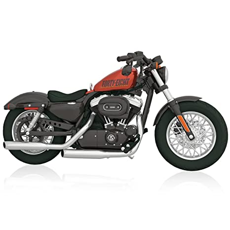 Amazon harley davidson 2014 sportster forty eight motorcycle harley davidson 2014 sportster forty eight motorcycle ornament 2015 hallmark publicscrutiny Gallery