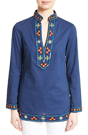 7a1cfa430d766 Image unavailable image not available for color tory burch womens  embellished tory tunic jpg 290x445 Tory