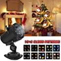 Renxin Inc Christmas Holiday Decoration LED Projector Lights