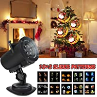 Renxin Inc Christmas Holiday Decoration LED Projector Lights