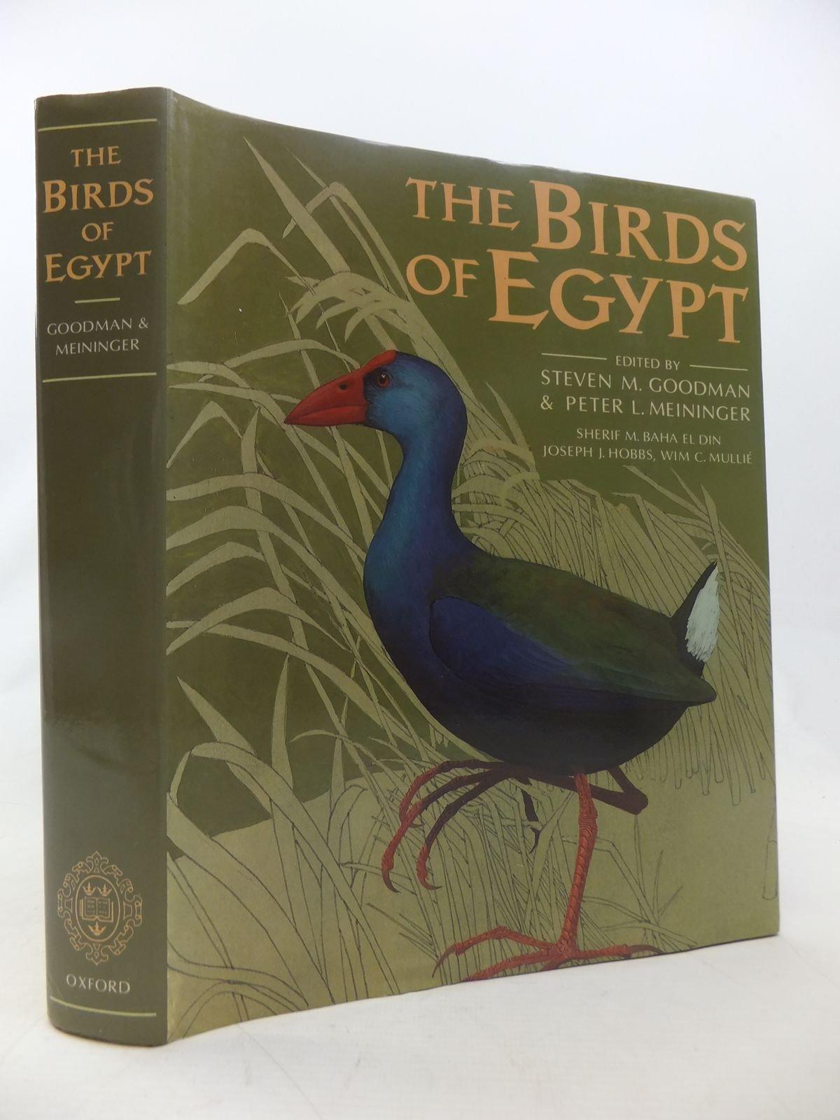 The Birds of Egypt