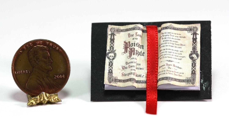 ドールハウスミニチュアArtisan開く古代Book of Dark of Fairy Tales Fairy Tales B071GRGKXL, ワールドセレクトショップ:6f769c48 --- koreandrama.store