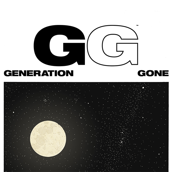 Generation Gone  (Issues) (3 Book Series)