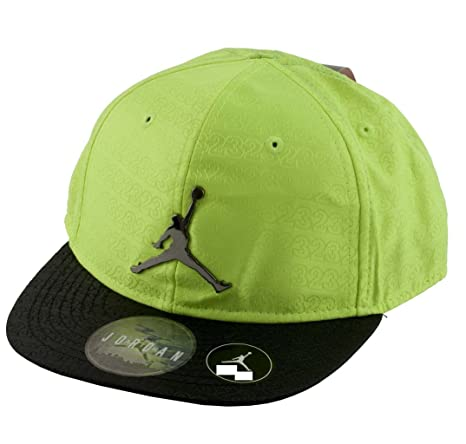 0ea9bf42 Image Unavailable. Image not available for. Color: Air Jordan Jumpman 23  Stretch Youth Cap 8/20 Adjustable