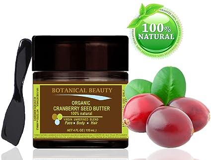 'preiselbeersamenöl Mantequilla bio 100% Natural/Extracto 100% puro Planta. Virgin