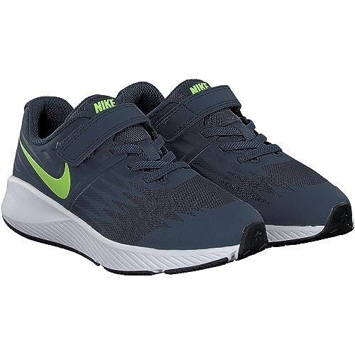 reputable site 9492e 11d45 Nike Star Runner TDV 907255 404 Scarpe Bambino Ginnastica Thunder Blue