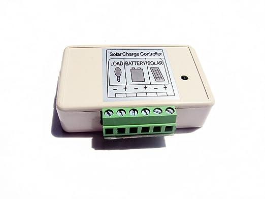 2 opinioni per ECO-WORTHY 3A 15A PWM pannello solare batteria regolatore di carica 12 V/24 V
