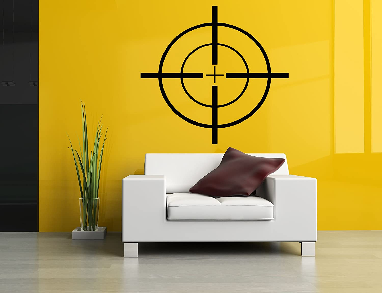 Amazon.com: Wall Room Decor Art Vinyl Sticker Mural Decal Shooting ...